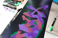 Cutomisation snowboard1
